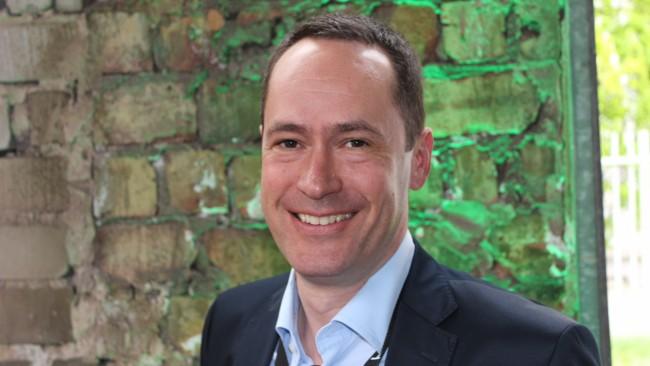 Arnulf Keese, CEO von PayPal Deutschland (Image: Tobias Schwarz/Netzpiloten, CC BY 4.0)