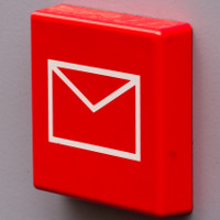 You have a mail (adapted) by Pierre (Rennes) (CC BY 2.0) via Flickr