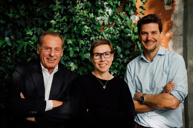 D. Degler, A. Rippert, T. Hoege (Bild: Dirk Moeller)