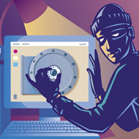 Internetsicherheit (Bild: elhombredenegro [CC BY 2.0] via Flickr)