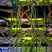 Network (adapted) by Claus Rebler (CC BY-SA 2.0) via Flickr