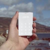 Das Light Phone von Joe Hollier und Kaiwei Tang