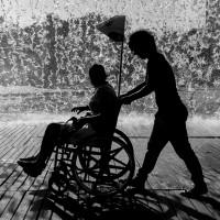 Rollstuhl in Lisboa (Image: Andreas Kollmorgen [CC BY 2.0], via Flickr)