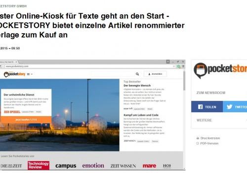 POCKETSTORY-Screenshot (Bild by obs/POCKETSTORY GmbH via Presseportal)