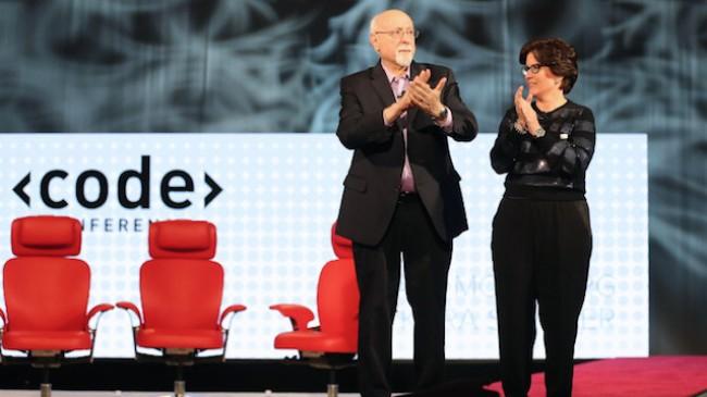 Walt Mossberg und Kara Swisher verkaufen ReCode an Vox Media (Image: Asa Mathat)