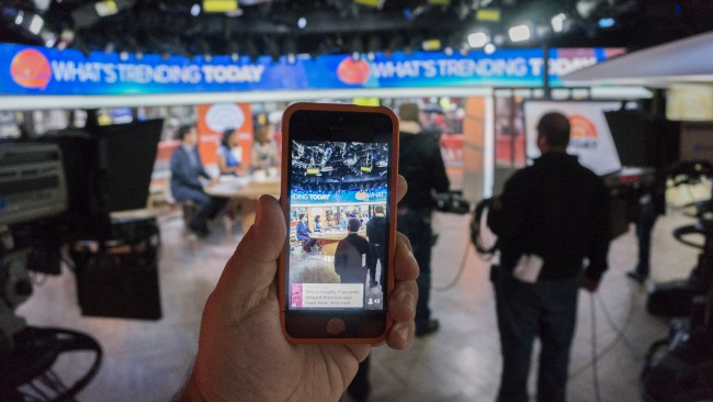 Twitter's Periscope App (Image: Anthony Quintano [CC BY 2.0], via Flickr)