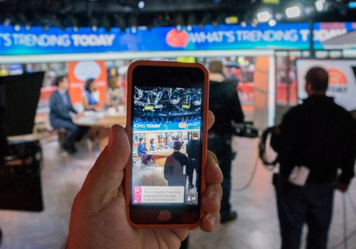 Twitter's Periscope App (Image by Anthony Quintano [CC BY 2.0], via Flickr)