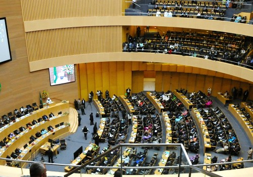 50th anniversary African Union Summit in Addis Ababa, Ethiopia (Image by State Department [Public Domain], via Wikimedia Commons)