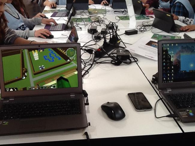Code your Life - Minecraft (Bild: Anja C. Wagner)