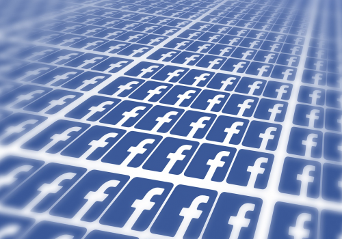 Facebook (adapted) (Image by geralt [CC0 Public Domain] via Pixabay)