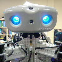 Hello, I'm a Robot. (adapted) by Jeff Keyzer (CC BY-SA 2.0) via Flickr