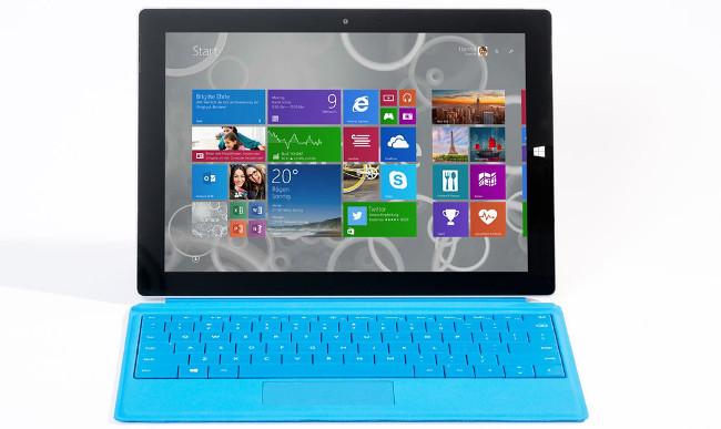 Surface3 650x387 Microsoft Presse Foto