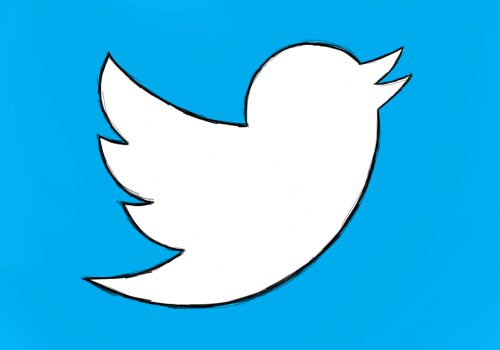Twitter Bird Logo Sketch, New (adapted) (Image by Shawn Campbell [CC BY 2.0] via Flickr)