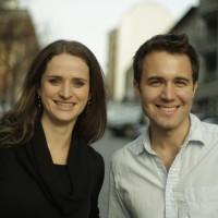 Vox&Sheep-Gründer Verena Pausder und Moritz Hohl