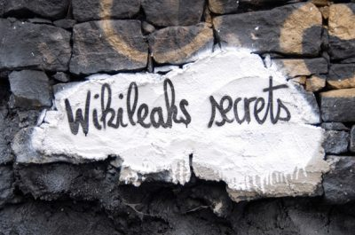 Wikileaks _DDC1958 (adapted) (Image by thierry ehrmann [CC BY 2.0] via Flickr)