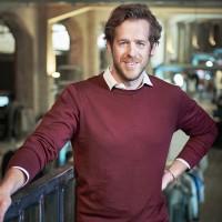 Portraits vom Zalando Vorstand Robert Gentz, im Auftrag von Zalando ? Corporate Communications.