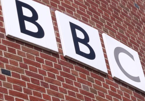 BBC East - Norwich - sign (adapted) (Image by Elliott Brown [CC BY 2.0] via Flickr)