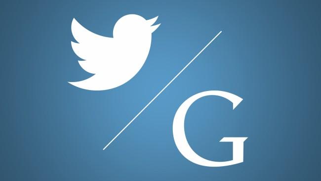 Kooperation von Twitter und Google (Image: Searchengineland)