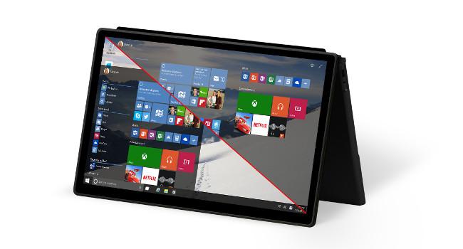 Microsoft Windows 10 (Image by Microsoft)