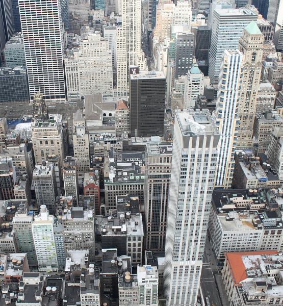 New York (adapted) (Image by melissamahon [CC0 Public Domain] via Pixabay)