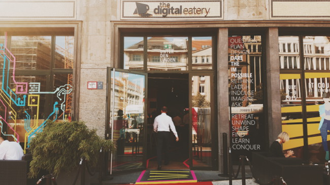 The Digital Eatery (Image by Tobias Schwarz/Netzpiloten [CC BY 4.0])