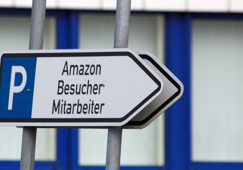 Amazon Lager, Werne (adapted) (Image by Dirk Vorderstraße [CC BY 2.0] via Flickr)