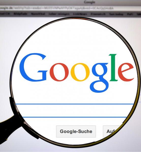 Google (image by HebiFot [CC0] via pixabay)