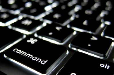 Lighted Keyboard 2 (adapted) (Image by Eric Norris [CC BY 2.0] via Flickr)