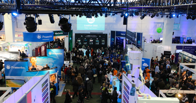 "Startup-Jobmesse ""Career Zoo"" in Dublin"