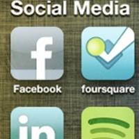 Social Media Icons (Image by Brantley Davidson [CC BY 2.0] via Flickr)