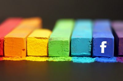 The Art of Facebook (adapted) (Image by mkhmarketing [CC BY 2.0] via Flickr)