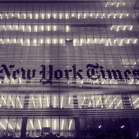 The New York Times (Image by Alec Perkins [CC BY 2.0] via Flickr)