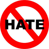 no more hate (Image by Blake Emrys [CC BY 2.0] via Flickr)