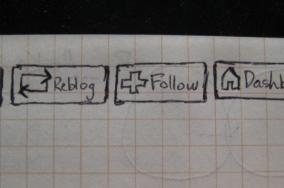 Analog Tumblr (adapted) (Image by scottjacksonx [CC BY 2.0] via Flickr)