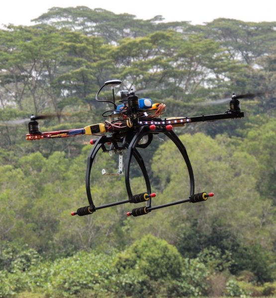 Drone 2 (adapted) (Image by Michael MK Khor [CC BY 2.0] via Flickr)