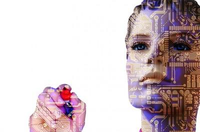 Robot (image by geralt [CC0 Public Domain] via Pixabay)