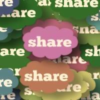 Share Cloud (Image: geralt [CC0 Public Domain], via Pixabay)