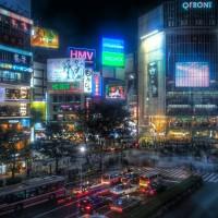 Shibuya Night (Image: Guwashi [CC BY 2.0], via Flickr)