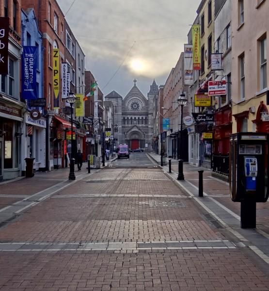 St. Anns Church in Dublin (image by Bjørn Christian Tørrissen [CC BY-SA 3.0] via Wikipedia)