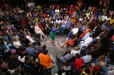 The Big Debate (Image by The Big Debate [CC BY-SA 3.0], via Wikimedia Commons)