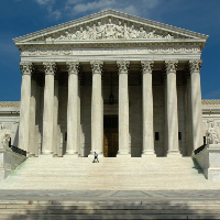 The Supreme Court (Image by FaceMePLS [CC BY 2.0] via Flickr)