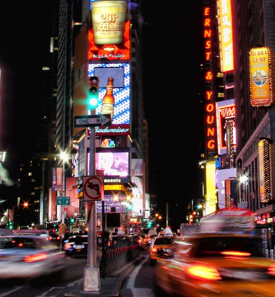 [2005] Crossroads of the World (adapted) (Image by Diego Torres Silvestre [CC BY 2.0] via Flickr