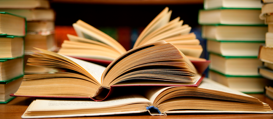 Books HD (adapted) (Image by Abhi Sharma [CC BY 2.0] via Flickr)
