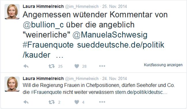 Screenshot #Aufschrei 3