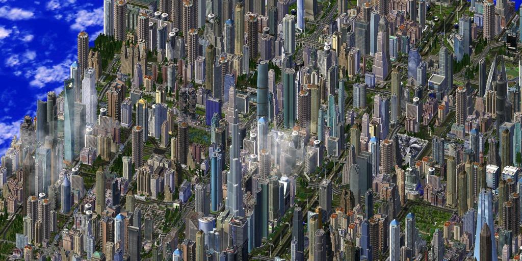Wie Big Data Und Simcity Die Städte Von Morgen Vordenken