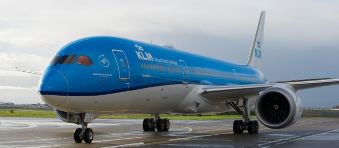 Boeing 787 Dreamliner Screenshot by KML