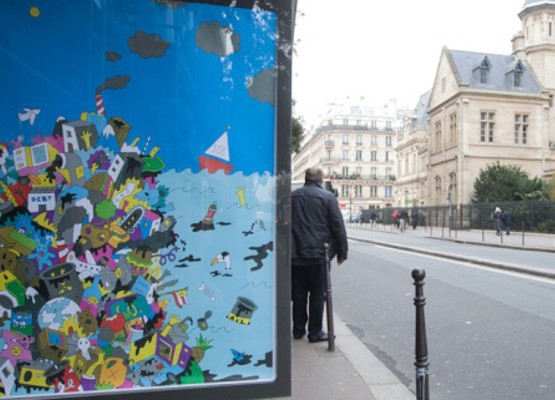 Brandalism Street (Image by Thomas Dekeyser)