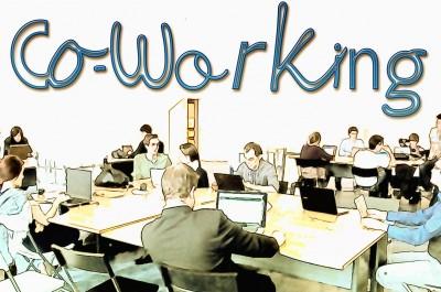 Coworking (Image by geralt [CC0 Public Domain], via Pixabay)