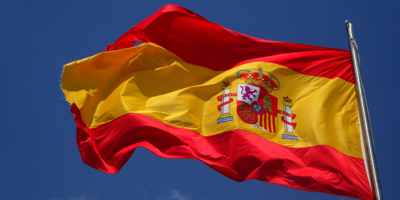 Spanien (adapted) (Image by Efraimstochter [CC0 Public Domain] via Pixabay)