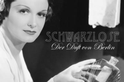 Werbung für die Berliner Parfümerie J. F. Schwarzlose Söhne